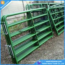 Cerca da fazenda de criação de gado / painel da cerca do cavalo / painel da cerca de gado cavalo porta de jarda do painel do curral do carneiro dos carneiros