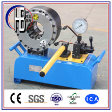P20HP 1/4 '' ~ 2 '' Máquina manual manual de la manguera que prensa la máquina con gran descuento