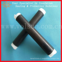 Bonne tuyauterie en caoutchouc de silicone de stabilité thermique