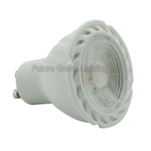 38 ° / 45 ° / 60 ° 5W GU10 COB LED Spotlight