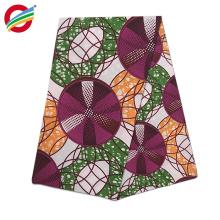 Qualité et fiabilité tissu imprimé africain cire hollandaise