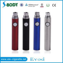 2013 best sell Lithium Polymer Battery evod battery  high quality