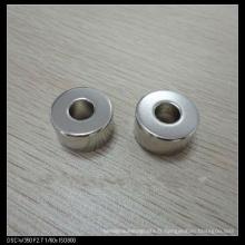 D8 * D3 * 5 N38 néodyme anneau Permanent Magnet