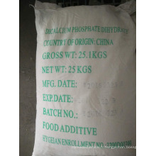 Fabricant de dihydrate de phosphate dicalcique DCP de qualité pharmaceutique
