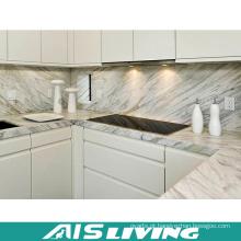 Projetos de mobiliário de gabinete de cozinha do fornecedor Foshan (AIS-K171)