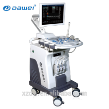 3D trolley color doppler ultrasound scanner machine with factory price
