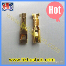 Female Spade Cable Wire Terminals for 2.8mm Connectors (HS-FT-002)