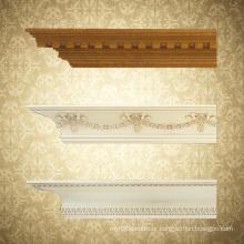 Plastic Cornice Moulding (PUX25-F0, PUX26-F15, PUX27-F15)