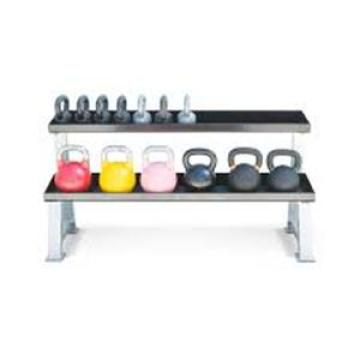 Ganas High Quality Gym Kettle bell Rack