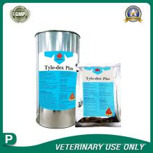 Medicamentos Veterinários de Tartrato de Tilosina Pó