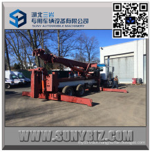 50 Ton Heavy Duty Sliding Rotator Road Wrecker Upper Body
