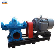 Pompe à eau bidirectionnelle à boîtier horizontal