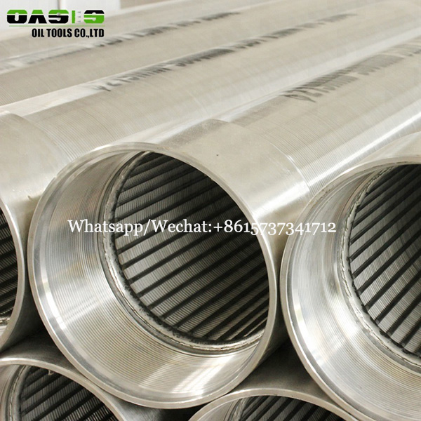 Slotted Sand Screen Pipe 2