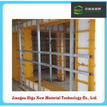 Sistema de Encofrado de Aluminio para Estructura de Hormigón