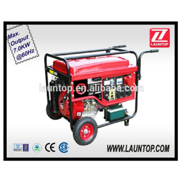 6.5KW air-cooled portable gasoline generator