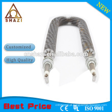 Elemento de aquecimento de secadores industriais