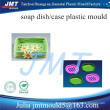 fabricante de ferramentas de molde plástico de prato sabão