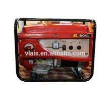 High quantity!VLAIS EC8000 gasoline generator,gasoline generating set made in china