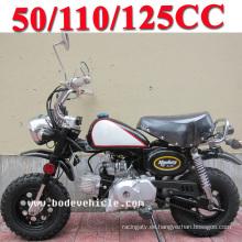 /125cc de 50cc/110cc Dirtbike eléctrico barato de venta baratos y niños Gas Pit Bike (MC-648)