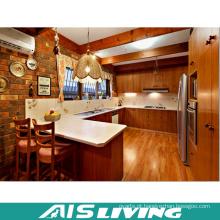 2016 a mais atrasada mobília dos armários de cozinha da versão (AIS-K736)