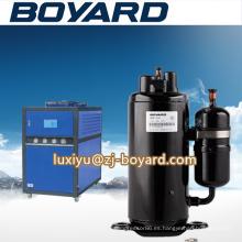 Zhejiang negro ac compresor mazda 3 para la unidad de refrigeración de aceite