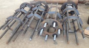 Tower foundation anchor bolts