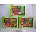 High Quality Cutting Fruit Kitchen Jogue Brinquedos