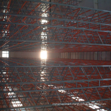 AS4084 Certificate heavy duty storage equipment/pre-galvanized pallet rack of dexion compatible