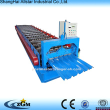 Corrugated roof sheet roll forming machine/roof sheet making machine/corrugated roof sheet making machine ZGM