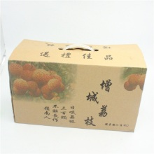 Vegetable Packing Box/Banana Carton box