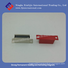 Strong Permanent Holding and Retrieving Magnets