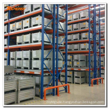 warehouse logistic equipment selective pallet rack