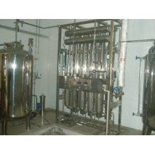 Fabricação LD3000-5 multi-efeito água destilada máquina