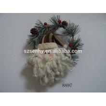 Decoração artesanal Xmas Santa para venda
