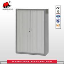 Middle Height Tambour Door Metal Cabinet