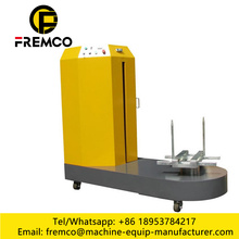 High Quality Luggage Stretch Wrapping machine
