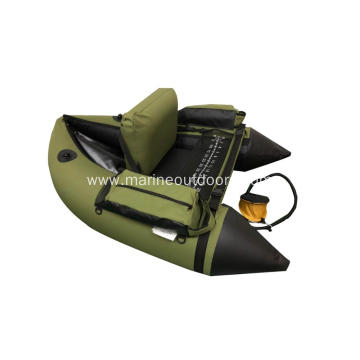 One Person Summer Custom Inflatable Float Tube Belly Boat