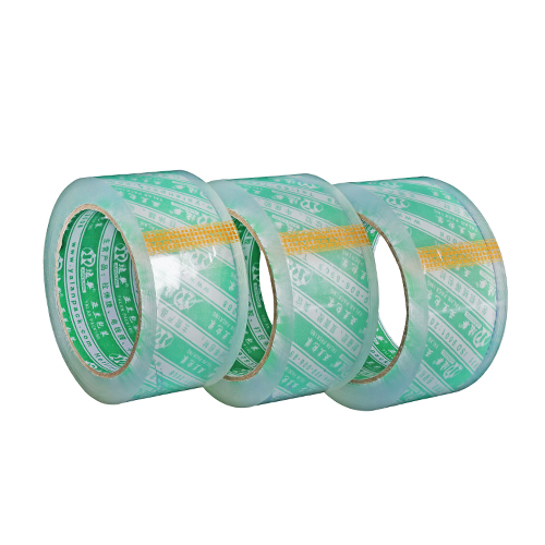 Strong clear shiping packing parcel tape