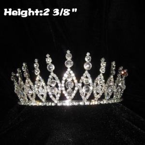 Concurso pequeñas coronas con gran diamante claro