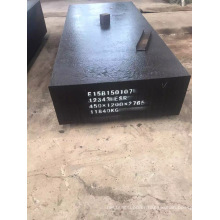 Big Size Forging Die Block with Grade 1.2344 H13
