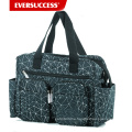 Diaper Bag Baby Nappy Tote Shoulder Bag With Changing Pad (HCDP0062)