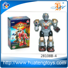 Hot Selling Kids Gift ABS plastic educational Robot model Toys