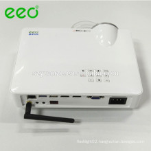 New version DLP mini pocket led video projector