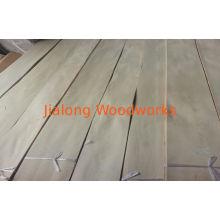 Aa Grade Bleached / White Birch Wood Veneer Rotary Cut For Furniture
