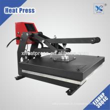 Impressão de sublimação digital para camisa de manga comprida Máquina de imprensa de calor