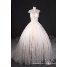 New Arrival Lace Ball Bridal Wedding Dress
