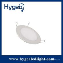 Le pilote normal de 9W a conduit une petite lampe à panneau rond avec ultra fin