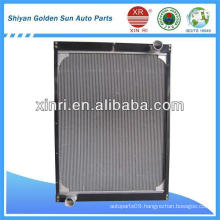 Truck radiator for Qixin QX3550-1301010