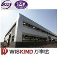 Nuevo diseño de marco de acero estructura