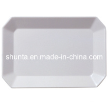 100% Melaimine Tableware - Tray First-Grade Melamine Tableware (WT913)